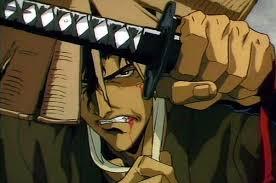 Jubei Kibagami - Ninja Scroll